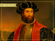Vasco da Gama Expedition from Europe to India