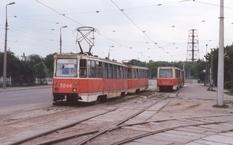 Трамвайная авария 2 июля 1996 года