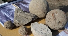 Пушечные ядра армии Дракулы нашли в Болгарии