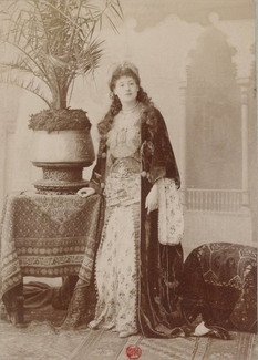 Актеры французского театра начала XX века на старинных фотографиях