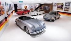 Великолепная коллекция автомобилей Porsche «уйдет с молотка»