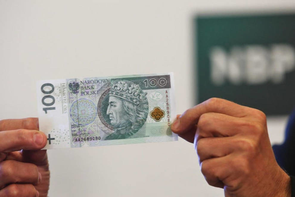 National Bank of Poland launched new money