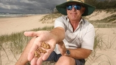 Пляжные находки поисковика из Австралии