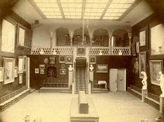 Феодосийская картинная галерее имени И.К. Айвазовского начиналась с 49 картин