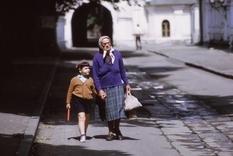 Повседневная жизнь киевлян на фотографиях 1972 года