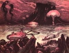 В «Стране багровых туч» советские фантасты написали об экспедиции на Венеру