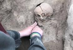 Археологи поделились результатами раскопок на Мамай-горе