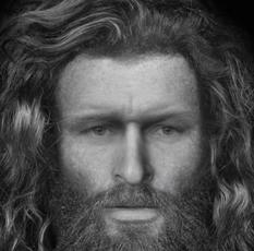Ученые из Великобритании воссоздали лицо пиктского человека
