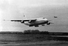 АН-124 «Руслан»: украинский самолет и его рекорды