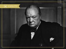 Winston Churchill resignation