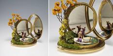 The miniature worlds of the Australian artist