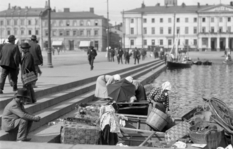 Черно-белые снимки столицы Финляндии 1910-1917 годов