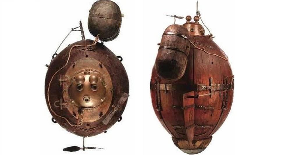 243 года назад впервые применили в боевых целях подводную лодку