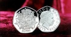 В честь Brexit выпустят монету номиналом 50 пенсов