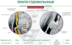 NBU issued a coin dedicated to the earth
