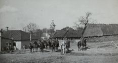 В руках австрийцев: фото волынского села начала прошлого века