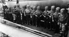 Интересные фотографии из прошлого столетия