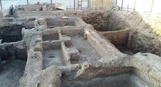 Во время строительства в Бухаре нашли руины банного комплекса