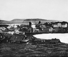 August 18 – the day Reykjavik became a city