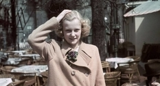 Фото беззаботной Венгрии времен Второй мировой войны