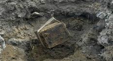 Украинец обнаружил книжный клад