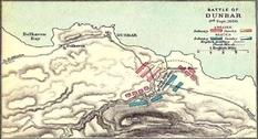 September 3: battle of Dunbar