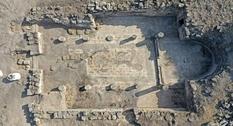 В Израиле нашли мозаику с изображением библейского чуда