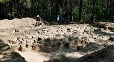 На острове Хортица найдено древнее святилище