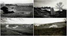 Фото села Ушковичи начала прошлого столетия