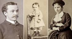 Коллекция портретов Эдварда Тшемеского