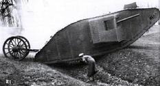 15 сентября – день, когда на фронте появились танки