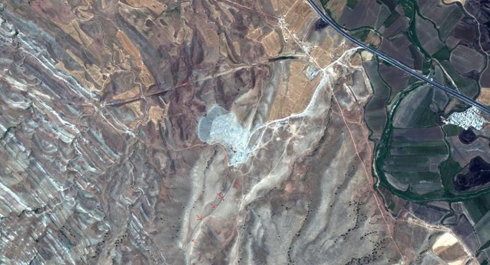 В Иране началось исследование загадочной стены