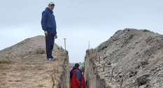 In Volyn explore the remains of Vsevolozhsk
