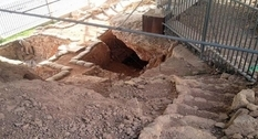 В израильской пещере найдены следы консервов возрастом 400 тыс. лет