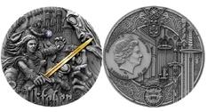 Ниуэ выпустила монеты, посвященные «Ведьмаку»