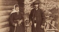 Украинские семьи XIX века в фотографиях Альфреда Силькевича