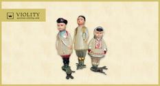 Новогоднее настроение: три елочные игрушки проданы за 13 тыс. гривен