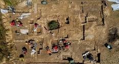 Во Франции обнаружили древний некрополь