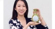 Приобретенная за доллар ваза оказалась раритетом времен династии Цин