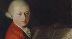 Гений в детстве: в ноябре на аукцион продадут портрет Моцарта