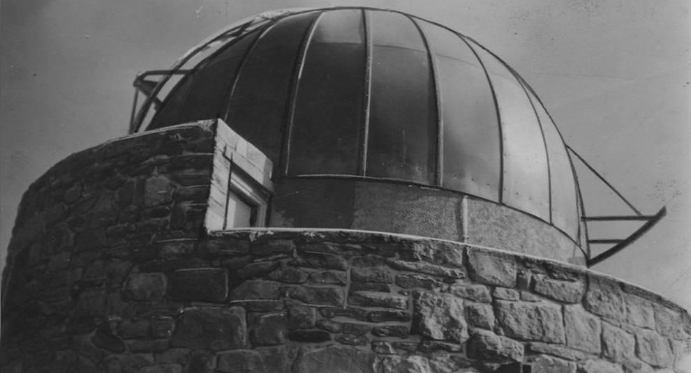 Астрономия в Украине: фото карпатской обсерватории
