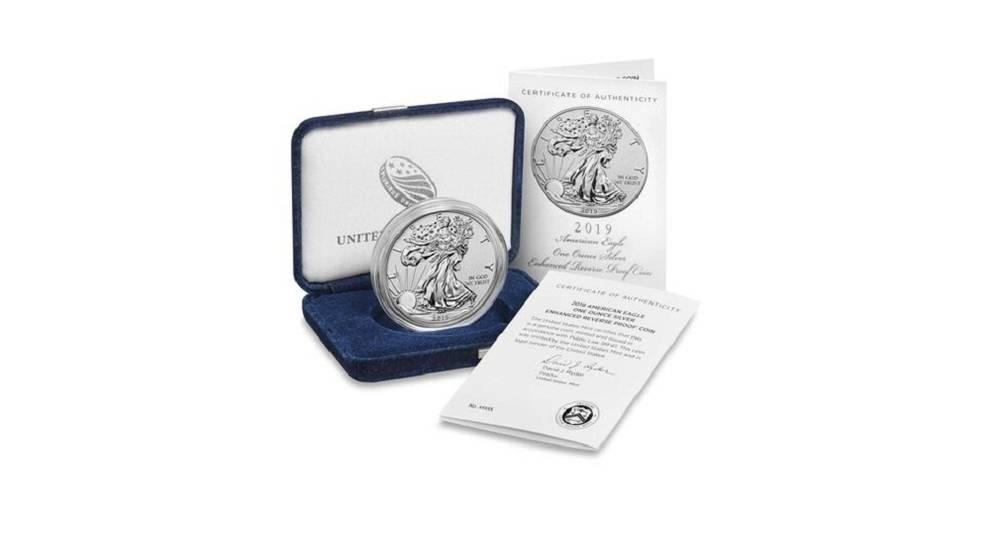 Коллекционные монеты США будут выпускать с сертификатами