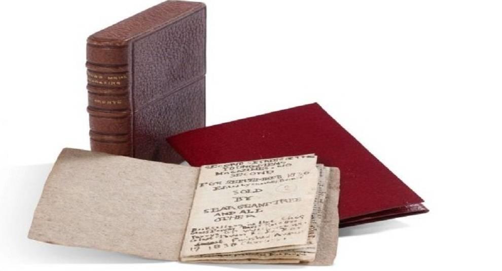 В Париже продана рукопись с рассказами Шарлотты Бронте