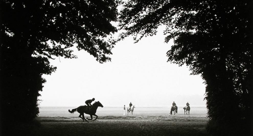 Конные скачки в фотографиях Нормана Маускопфа