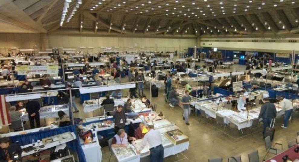 Baltimore Winter Expo: в США проходит крупнейшее нумизматическое мероприятие