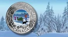Канада представила двенадцатую монету, посвященную праздникам