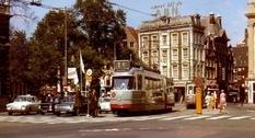 Амстердам на фото 70-х годов