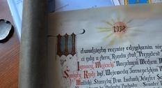 Во время реконструкции ратуши в Теребовле нашли старый документ