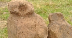 В Шотландии найдено 9 статуй бронзового века