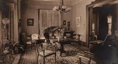 Викторианские интерьеры на фото конца XIX века